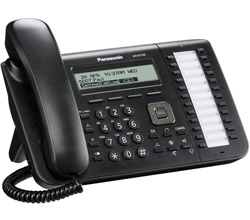 Panasonic IP SIP Corded Phones panasonic kx ut 133