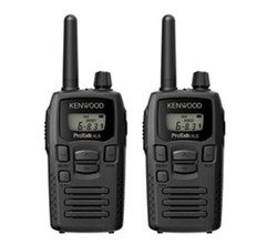 Kenwood Walkie Talkies / Two Way Radios   2 Radio kenwood tk 3230dx