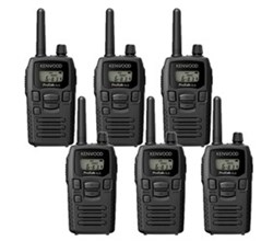 Kenwood Walkie Talkies / Two Way Radios 6 Radio kenwood tk 3230dx