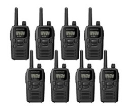 Kenwood Walkie Talkies / Two Way Radios 8 Radio kenwood tk 3230dx