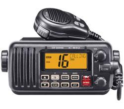 Icom Marine VHF Radios M412
