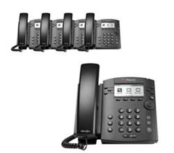 Polycom 6 Line Business Media Phones polycom 2200 48300 025