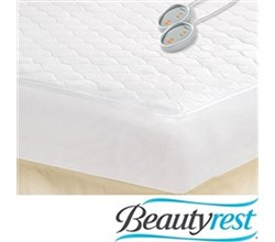 Shop Accessories beautyrest electric heated mattress pad