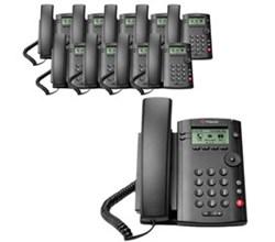 Polycom 1 Line Business Media Phones polycom 2200 40250 025