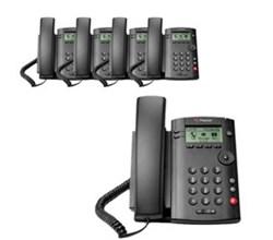 Polycom 1 Line Business Media Phones polycom 2200 40250 001