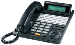 Corded Digital Phones panasonic kx t7433