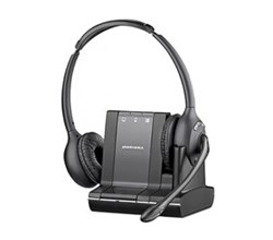 Plantronics Wireless Headsets plantronics savi w720 banner