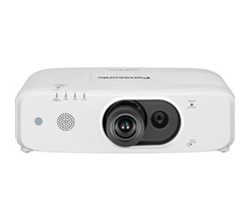 Projectors panasonic pt fw530u