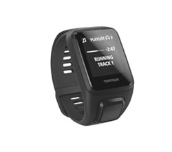 TomTom Spark3 GPS Fitness Watch tomtom spark 3 music+hp