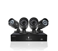 Uniden Video Surveillance 2 Camera Systems uniden b6440d