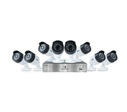 Uniden Video Surveillance 4  Camera Systems uniden guardian g6880d2