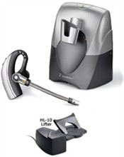 Plantronics Reconditioned CS Series Wireless Headset plantronics cs70n lifter hl10