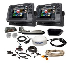 Lowrance View All HDS Series HDS 7 Gen 3 HDS 7 BIB 13936 002