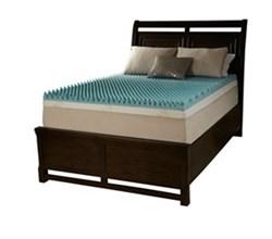 Simmons Beautyrest Queen Size Mattress Toppers beautyrest 3 inch sculpted gel memory foam topper queen