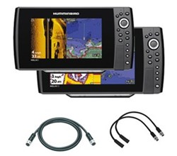 Hot Deals Humminbird Helix 10 / 9 SI Package