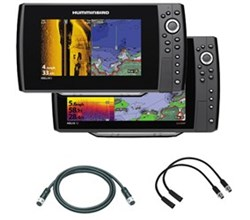 Hot Deals Humminbird Helix 12 / 9 SI Package