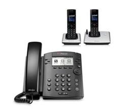 Polycom 2 Handsets polycom 2200 48350 001