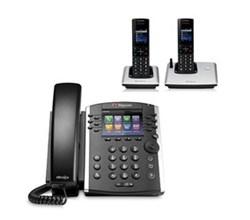 Polycom 2 Handsets polycom 2200 48400 001