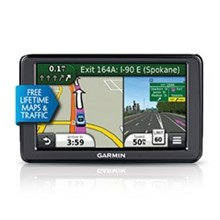 Garmin GPS with Lifetime Maps and Traffic Updates garmin nuvi2595lmt