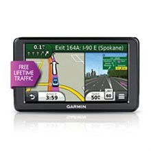 Garmin GPS with Lifetime Traffic Updates garmin nuvi2555lt