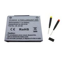 Jabra GN Netcom GN9125 Mono gn netcom battery gn9120