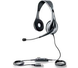 Jabra GN Netcom Stereo Headsets (2 Ears)  jabra voice 150 duo biz360 360 biz