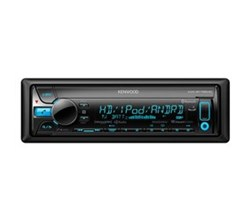 Kenwood Marine Receivers kenwood kdcbt765hd
