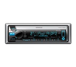 Kenwood Marine Receivers kenwood kmrd765bt