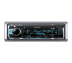 Kenwood Marine Receivers kenwood kmrm318bt