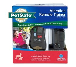 PetSafe Ultrasonic Vibration Training petsafe pdt00 14678
