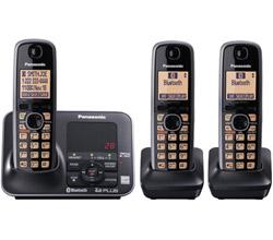 Panasonic DECT 6 0 3 Handsets panasonic kx tg7623b