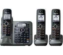 Cordless Phones panasonic kx tg7643m