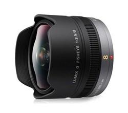 Panasonic Fisheye Lens panasonic h f008