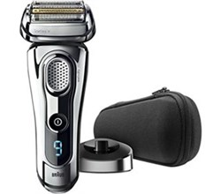 Shaver With Cleaning System braun 9293s