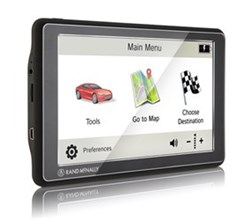 Rand McNally GPS Navigation rand mcnally road explorer 7