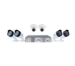 Uniden DVR 6 Camera Systems uniden g7842d2