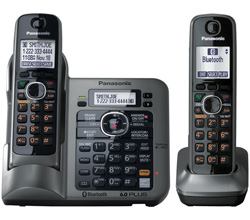 Cordless Phones panasonic kx tg7642m
