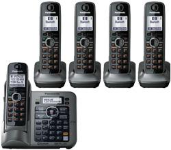 Cordless Phones panasonic kx tg7645m