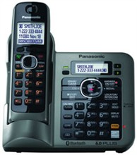 Cordless Phones panasonic kx tg7641m