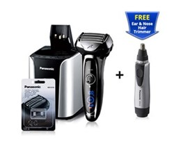 Panasonic Mens Shavers 5 Blades panasonic es lv95 s bundle