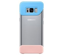 Blue Cases samsung two piece cover for samsung galaxy s8 plus