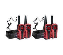 Two Way Radio Four Packs uniden sx327 2ckhs