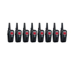Two Way Radios 8 Packs uniden sx237 2c