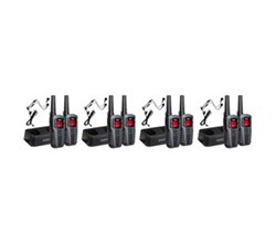 Two Way Radios 8 Packs uniden sx377 2ckhs