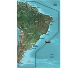 Garmin Central South America Bluechart Watermaps garmin 010 C1062 00
