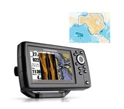 Humminbird 5inch Fishfinders Chartplotters Helix 5 Sonar/GPS PT