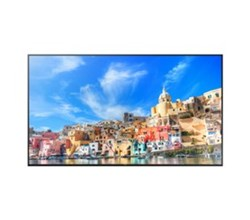 Samsung TV Professional Displays samsung qm85d