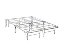 Simmons Beautyrest California King Size Bed Frames simmons sim bb1460ck