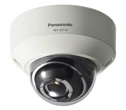 Indoor Network Cameras panasonic bts wv s2110