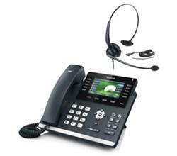 6 Line Phones yealink sip T46G bundle